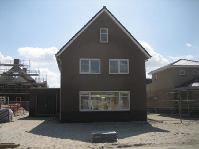 Vrijstaande woning te almere eigen huis bouwen bouwbedrijf future home bouwt uw huis op maat - Te bouwen zijn bibliotheek ...