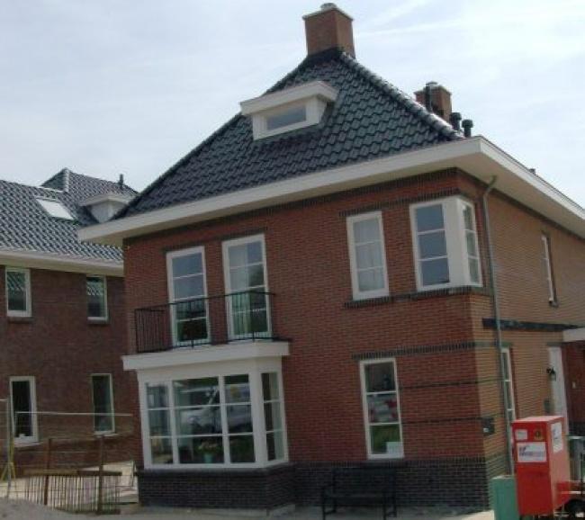 Vrijstaande woning te amstelveen eigen huis bouwen bouwbedrijf future home bouwt uw huis op - Hoe een overdekt terras te bouwen ...