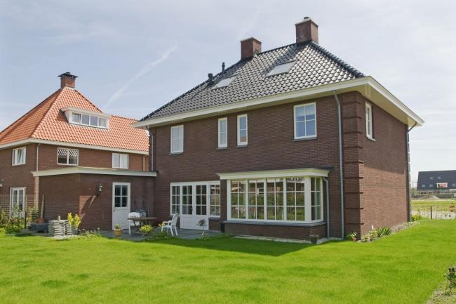 Eigen Huis Bouwen : Vrijstaande woning te leusden eigen huis bouwen bouwbedrijf