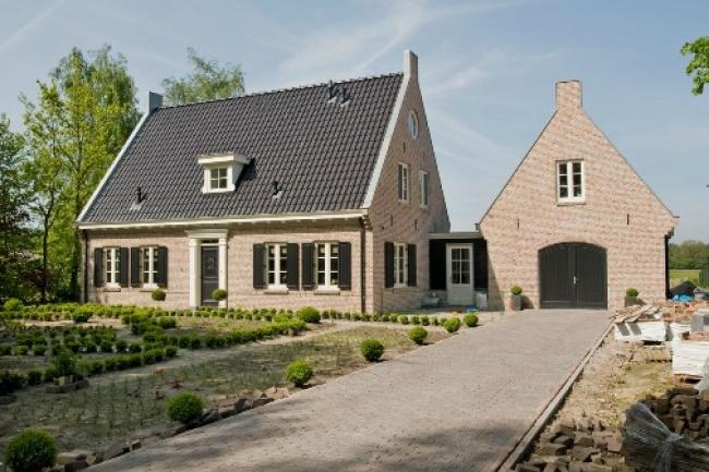 Vrijstaand Huis Bouwen : Vrijstaande woning te terschuur eigen huis bouwen bouwbedrijf