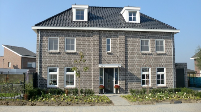 Vrijstaande woning te tiel eigen huis bouwen bouwbedrijf future home bouwt uw huis op maat - Te vergroten zijn huis met een veranda ...
