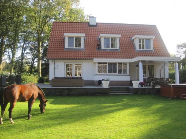Vrijstaande woning te vierhouten eigen huis bouwen bouwbedrijf future home bouwt uw huis op - Te vergroten zijn huis met een veranda ...