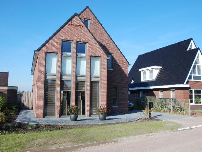 Vrijstaande woning te utrecht eigen huis bouwen for Huis utrecht