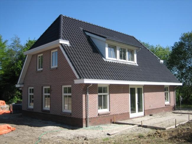 Vrijstaande woning te amersfoort eigen huis bouwen bouwbedrijf future home bouwt uw huis op - Te bouwen zijn bibliotheek ...