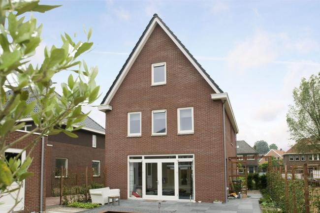 Vrijstaand Huis Bouwen : Vrijstaande woning te wageningen eigen huis bouwen bouwbedrijf