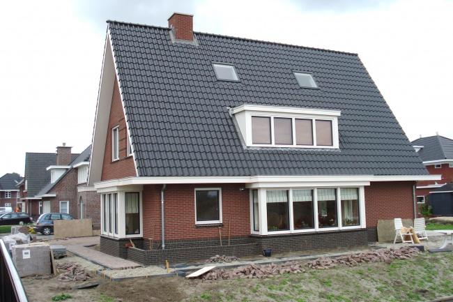 Vrijstaand Huis Bouwen : Vrijstaande woning te alblasserdam eigen huis bouwen