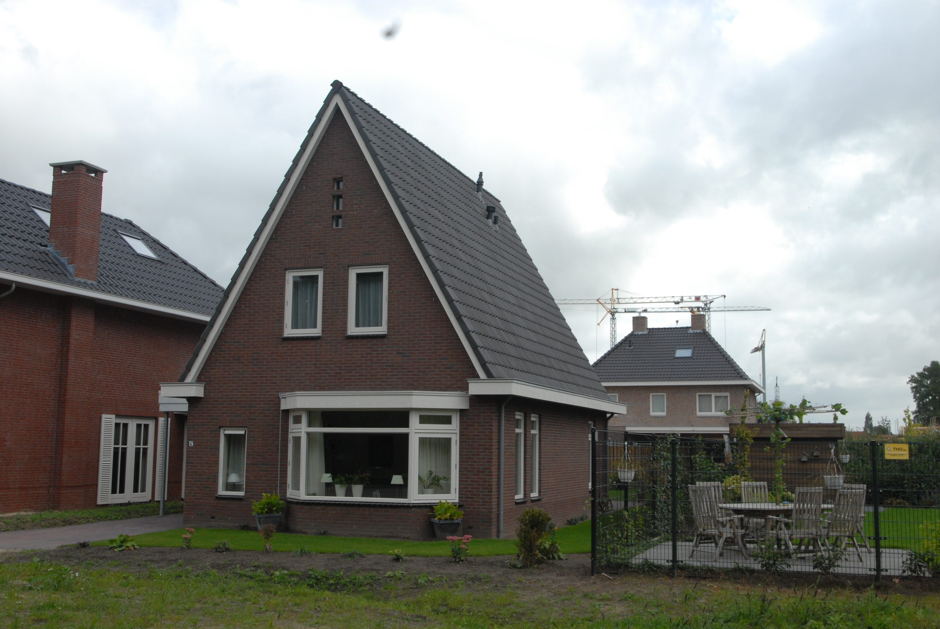 vrijstaande woning te borne eigen huis bouwen