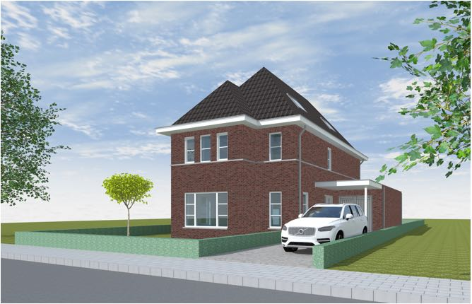Vrijstaand Huis Bouwen : Vrijstaande woning te wijchen eigen huis bouwen bouwbedrijf