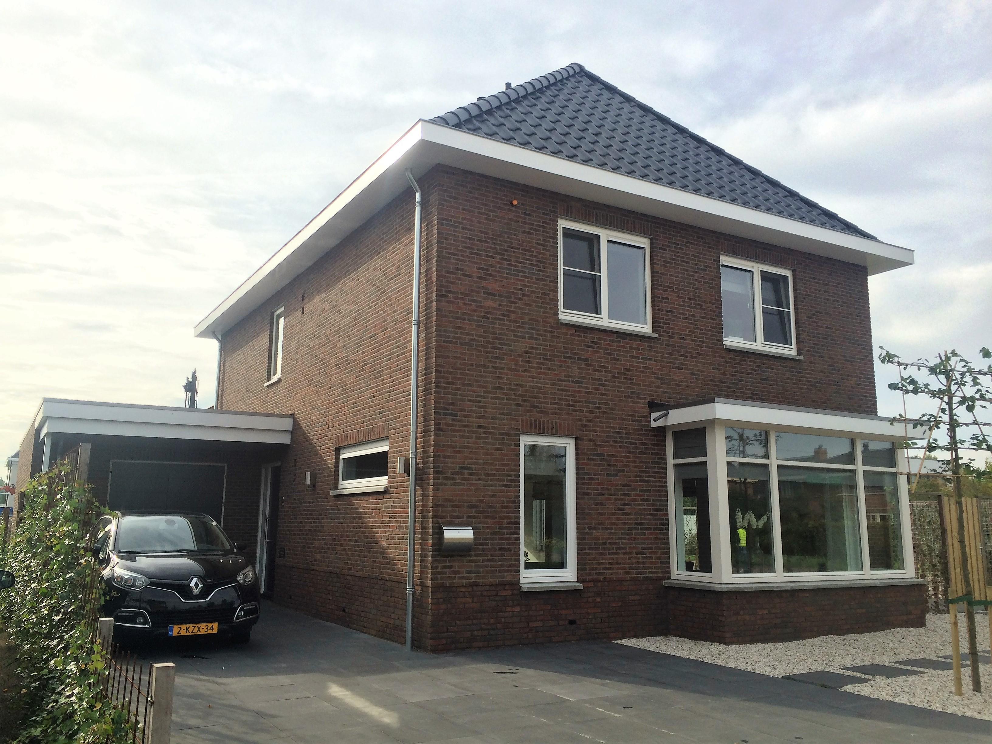 Eigen huis bouwen bouwbedrijf future home bouwt uw huis op maat - Hoe amenager zijn garage ...