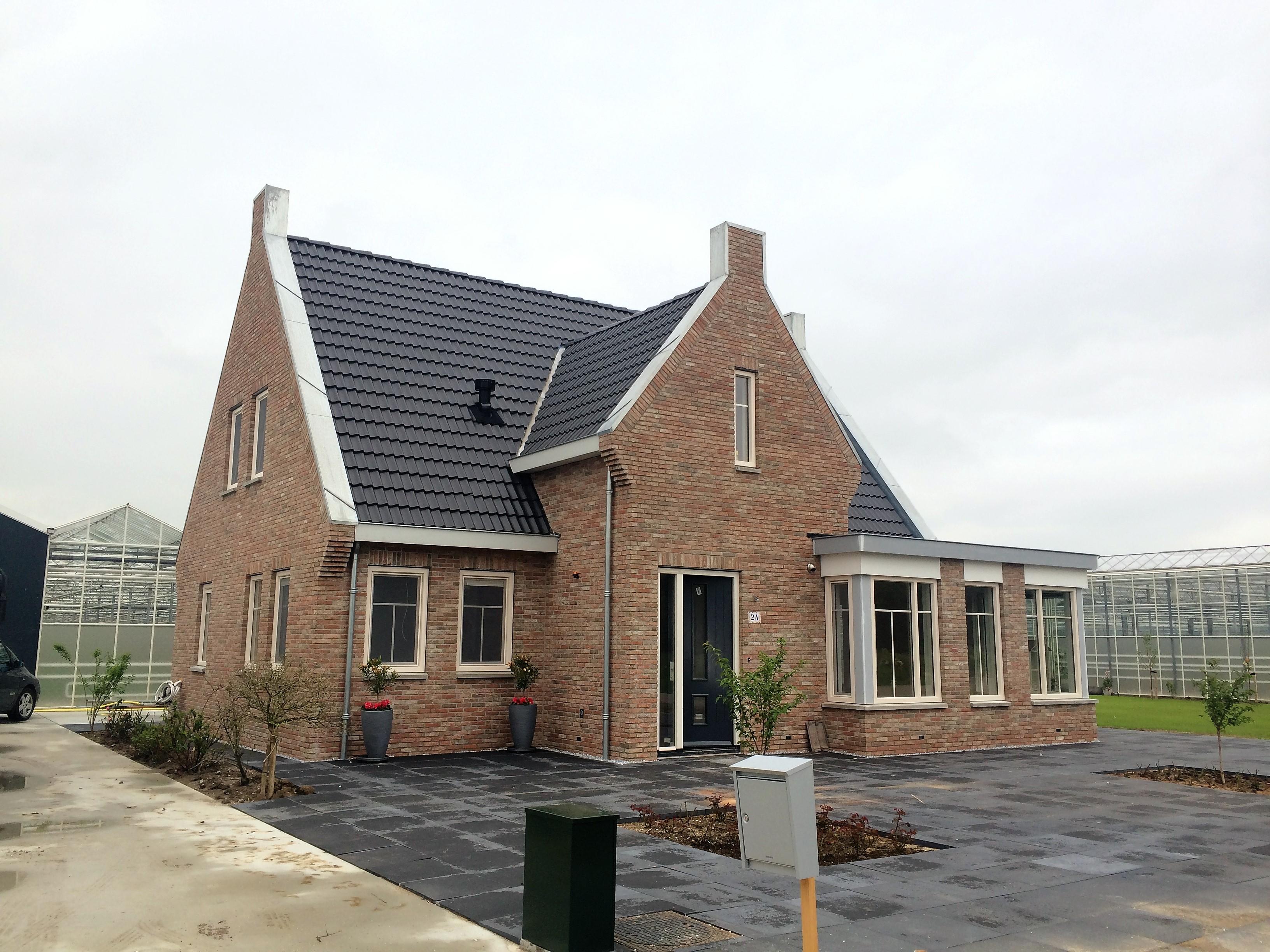 Eigen huis bouwen bouwbedrijf future home bouwt uw huis for Aannemer huis bouwen