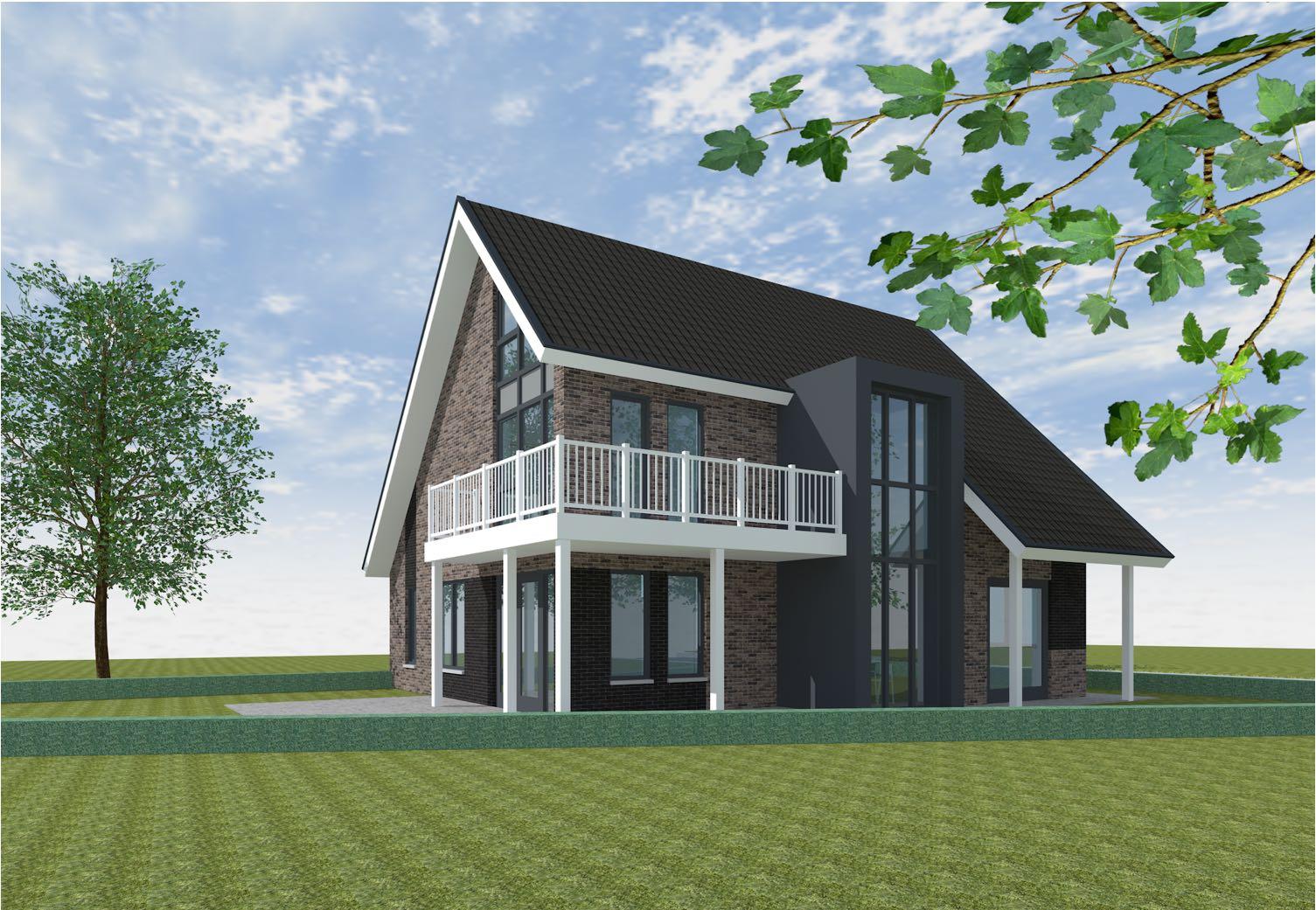 Eigen Huis Bouwen : Vrijstaande woning te utrecht eigen huis bouwen bouwbedrijf