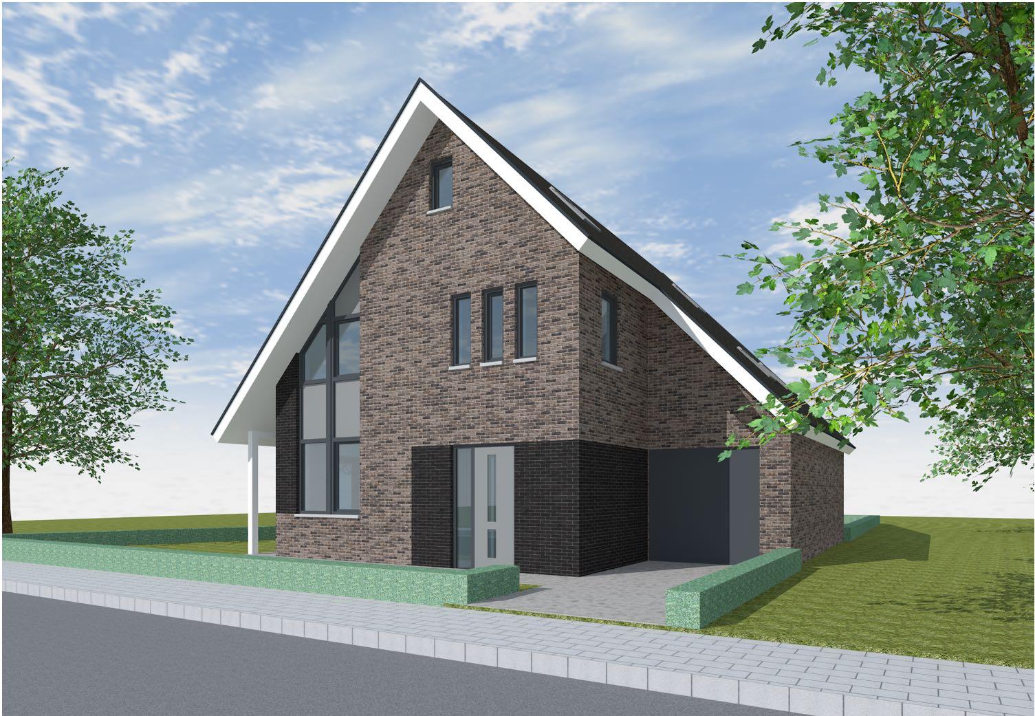 Vrijstaande woning te utrecht eigen huis bouwen for Contact eigen huis